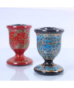 Colorfull Candle Stand (Set of 2)